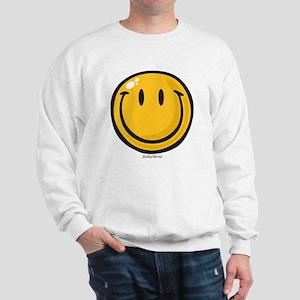 big smile smiley Sweatshirt