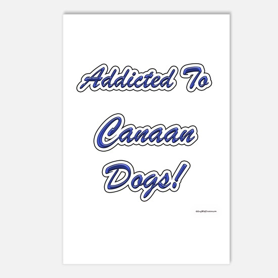 Canaan Addicted Postcards (Package of 8)