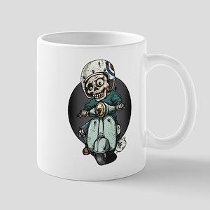 Skull Ride Mugs