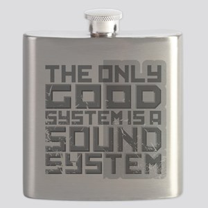 the only good system, is a sound system. Flask