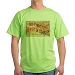 Flat S Dakota Green T-Shirt
