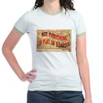 Flat S Dakota Jr. Ringer T-Shirt