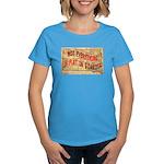 Flat S Dakota Women's Dark T-Shirt