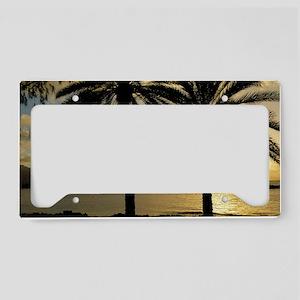 SSHaw18 License Plate Holder