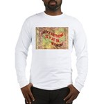 Flat Wyoming Long Sleeve T-Shirt