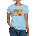 Flat Wyoming Women's Light T-Shirt