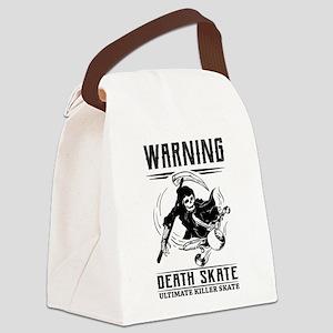 Killer Skate Canvas Lunch Bag