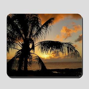 North Shore Oahu Mousepad