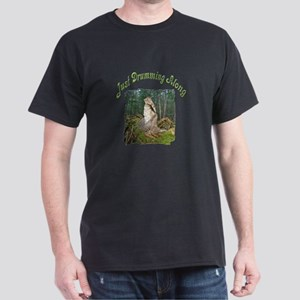 Drumming grouse Dark T-Shirt