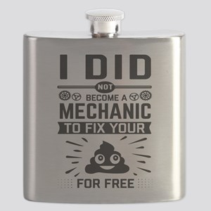 I Did Not Become a Mechanic to Fix Your for Free F
