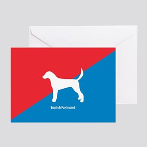 Foxhound Greeting Cards (Pk of 10)