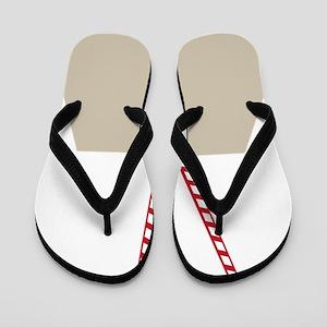 Gift Tag Flip Flops