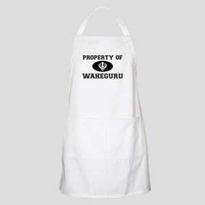 Property of Waheguru BBQ Apron