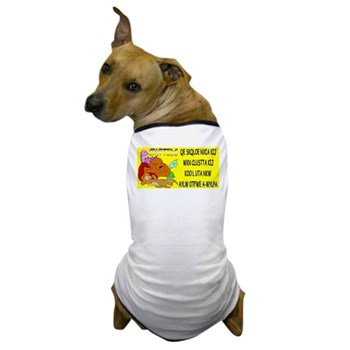 Cryptids Dog T-Shirt