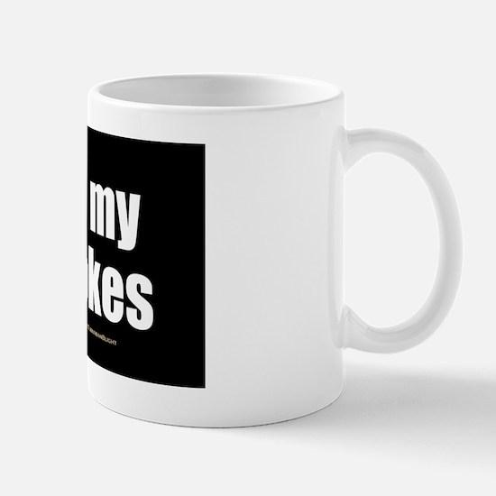 I Love My Smokes wallpeel Mug