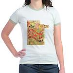 Flat Minnesota Jr. Ringer T-Shirt