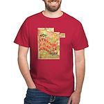 Flat Minnesota Dark T-Shirt