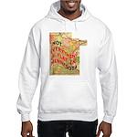 Flat Minnesota Hooded Sweatshirt