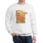 Flat Minnesota Sweatshirt