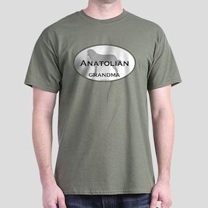 Anatolian Grandma Dark T-Shirt