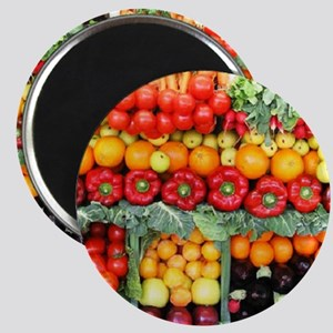 fruits and veggies Magnet