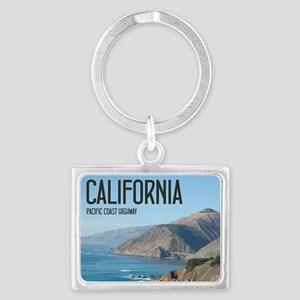 California Pacific Coast Highwa Landscape Keychain