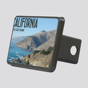 California Pacific Coast H Rectangular Hitch Cover