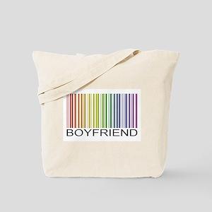 Boyfriend Gay Tote Bag