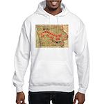 Flat Iowa Hooded Sweatshirt