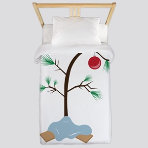 Merry Christmas Twin Duvet