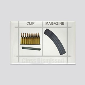 Mag or Clip? Rectangle Magnet