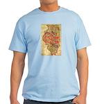 Flat Illinois Light T-Shirt