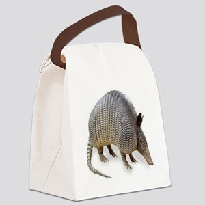 armadillo Canvas Lunch Bag