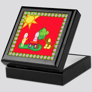 Paddy's Infant/Toddler Keepsake Box
