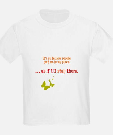 Its cute how people ... T-Shirt