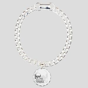 ns_shower_curtain Charm Bracelet, One Charm