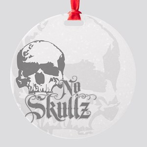 ns_box_tile_coaster_hell Round Ornament