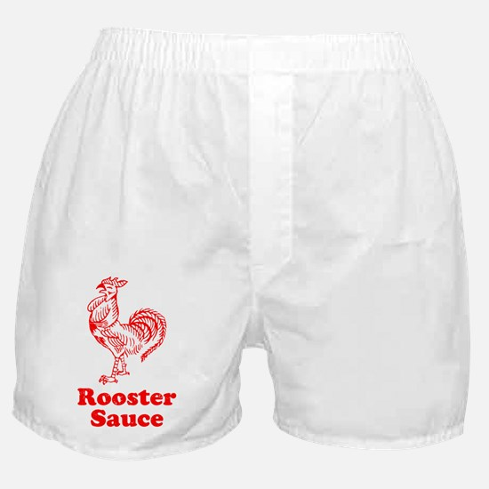 Rooster Sauce Boxer Shorts
