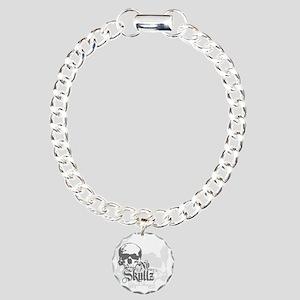 ns_Oval_Keychain_878_H_F Charm Bracelet, One Charm