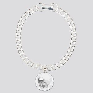 ns_ipad_2 Charm Bracelet, One Charm