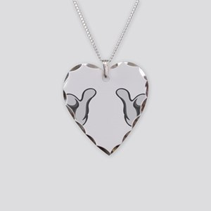 This Chick is Retired Necklace Heart Charm