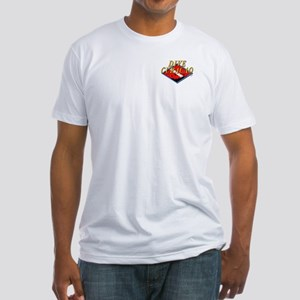 Dive Curacao (PK) Fitted T-Shirt