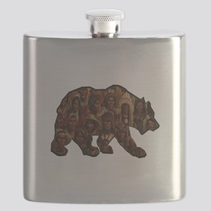 TRIBUTE TO MANY Flask