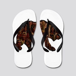 TRIBUTE TO MANY Flip Flops