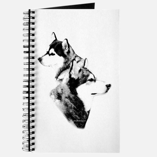 Mal Charcoal2 Journal