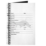 Log Book Entry Journal