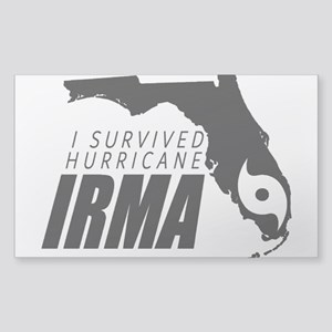 I Survived Hurricane Irma Sticker