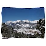 Rocky Mountain National Park Pillow Sham