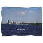 Milwaukee Skyline Pillow Sham