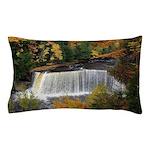 Upper Tahquamenon Falls Pillow Case